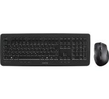 CHERRY set klávesnice a myši DW 5100, CZ, černá - JD-0510CS-2