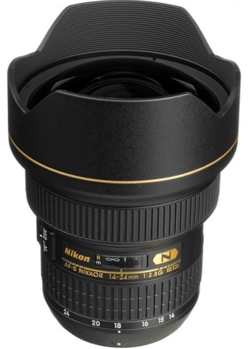 Nikon objektiv Nikkor 14-24mm F2.8G ED AF-S