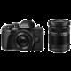 Olympus E-M10 Mark III + ED 14-42mm EZ + 40-150mm R, černá  + Objektiv Olympus M. ZUIKO DIGITAL 45mm f/1.8, černá v ceně 8 499 Kč + Powerbanka EnerGEEK v hodnotě 499 Kč