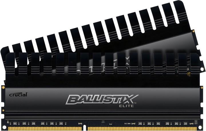 Crucial 16GB (2x8GB) DDR3 1866 Ballistix Elite
