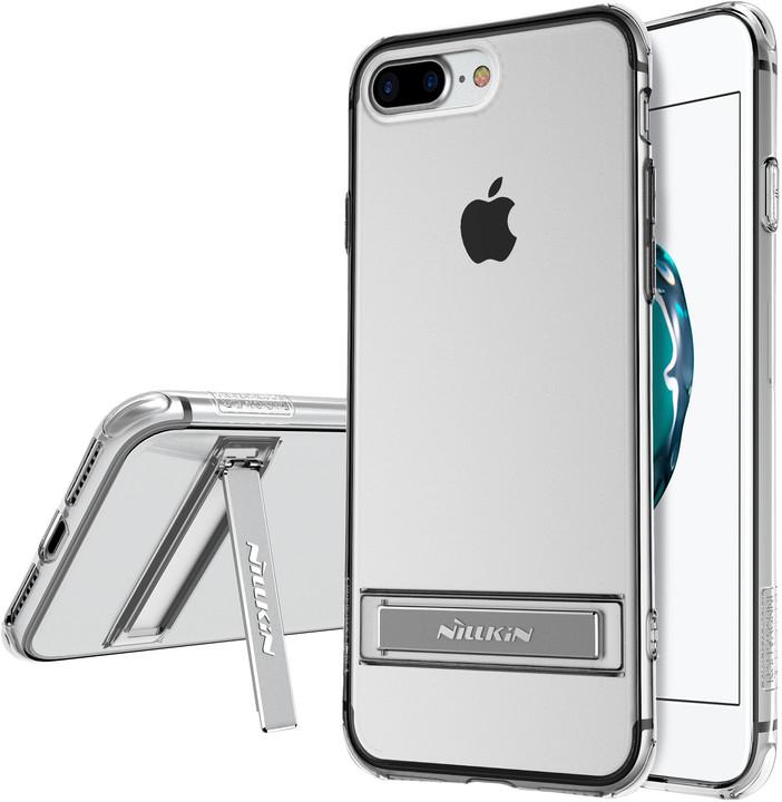Nillkin CrashProof Ochranný Zadní Kryt Transparent pro iPhone 7 Plus