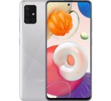 Samsung Galaxy A51, 4GB/128GB, Silver - SM-A515FMSVEUE