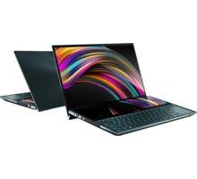 Asus ZenBook Pro Duo UX581GV, modrá