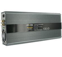 Whitenergy měnič napětí AC/DC, 12V/230V, 2000W - 06591