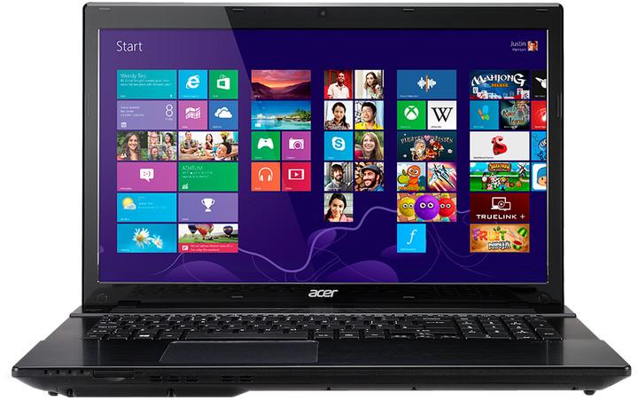 Acer Aspire V3-772G-747a8G1TMakk, černá