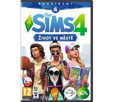 The Sims 4: Život ve městě (PC) Elektronické předplatné deníku Sport a časopisu Computer na půl roku v hodnotě 2173 Kč + O2 TV Sport Pack na 3 měsíce (max. 1x na objednávku)