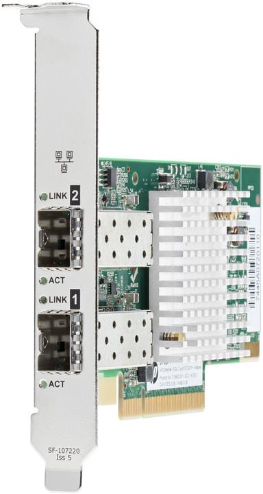 HPE 570SFP+ 2-portová sítová karta 10Gb
