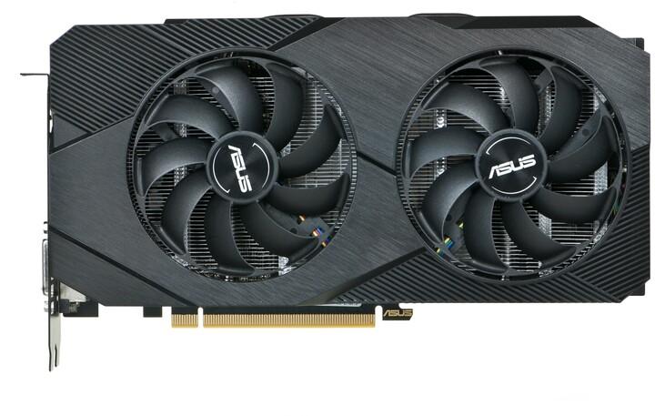ASUS GeForce GTX 1660 Ti DUAL-GTX1660TI-O6G-EVO, 6GB GDDR6