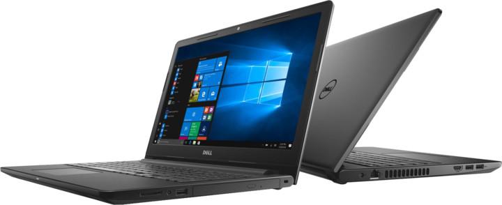 Dell Inspiron 15 (3576), černá