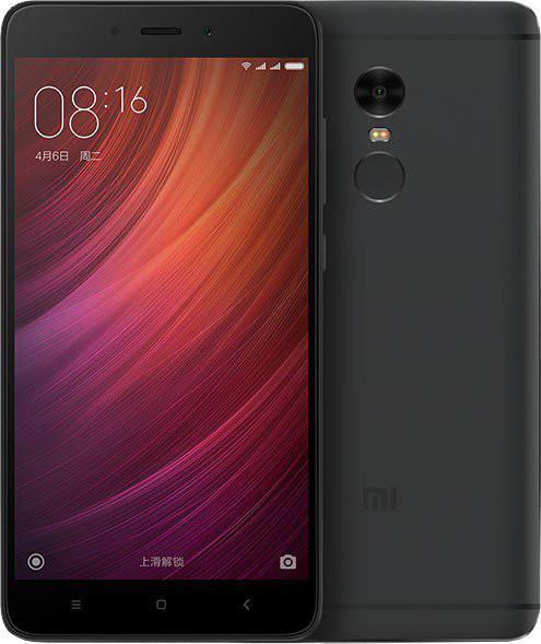 Xiaomi Redmi Note 4 - 32GB, Global, černá