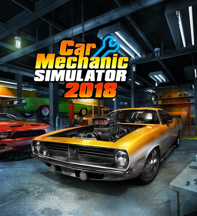 Car Mechanic Simulator 2018 (PC) - elektronicky