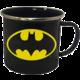 Hrnek DC Comics - Batman logo, smaltovaný (450 ml)