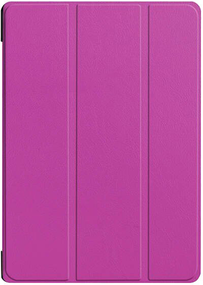 Tactical Book Tri Fold pouzdro pro Lenovo Tab M10 10.1, růžová