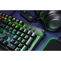 Razer BlackWidow Elite, Razer Green, černá, US