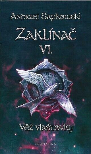 Kniha Zaklínač VI. - Věž vlaštovky
