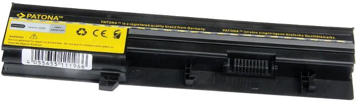 Patona baterie pro ntb DELL VOSTRO 3350 2600mAh Li-Ion 14,8V