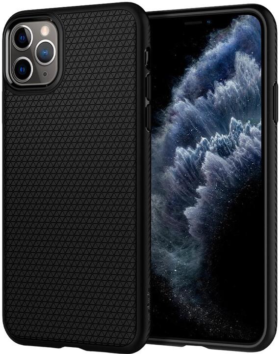 Spigen Liquid Air iPhone 11 Pro, černá