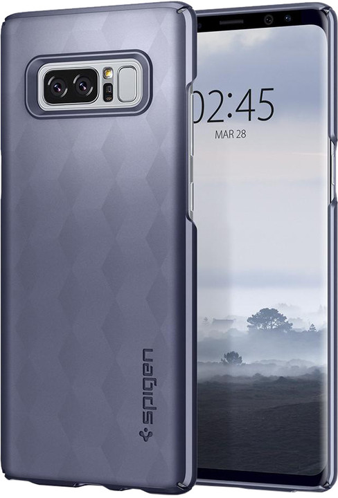 Spigen Thin Fit pro Galaxy Note 8, gray