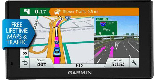 GARMIN DriveSmart 50T Lifetime Europe45
