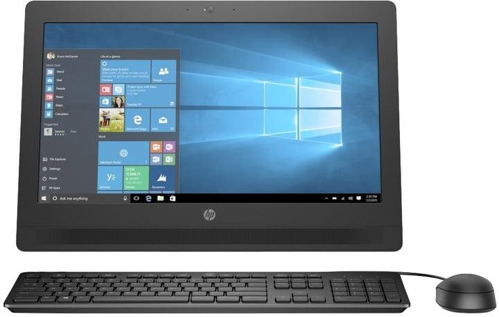 HP ProOne 400 G2, černá