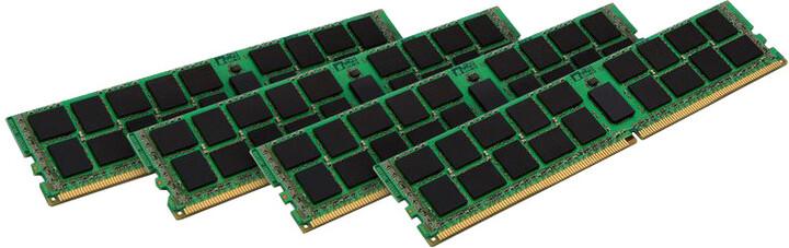 Kingston Value 64GB (4x16GB) DDR4 2400 ECC