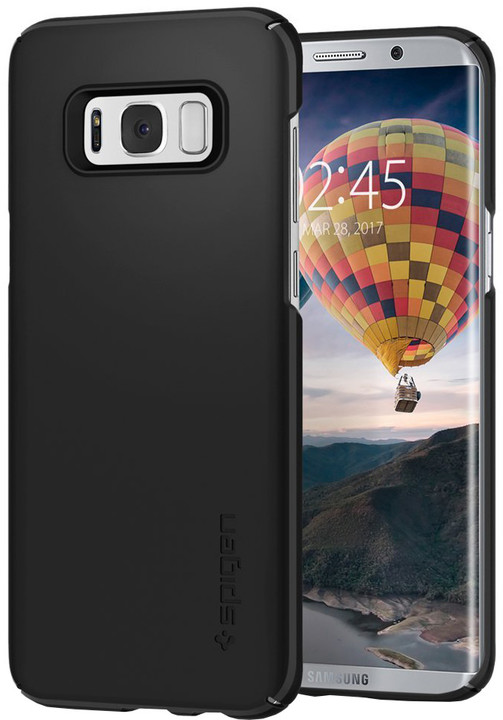 Spigen Thin Fit pro Samsung Galaxy S8+, black