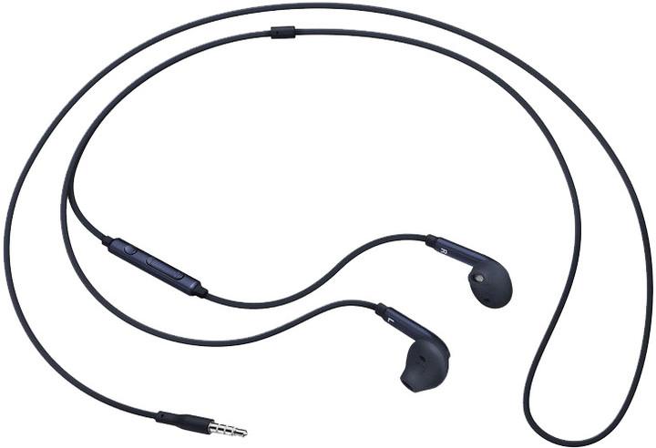 Samsung headset EO-EG920B, modrá/černá