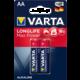 VARTA baterie Longlife Max Power AA, 2ks