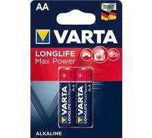 VARTA baterie Longlife Max Power AA, 2ks - 4706101412