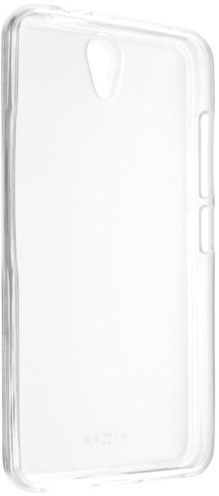 FIXED gelové pouzdro pro Lenovo Vibe S1 Lite, bezbarvá