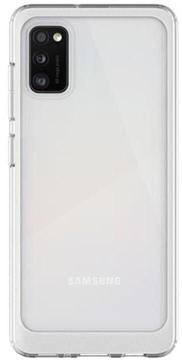 Samsung ochranný kryt A Cover pro Samsung Galaxy A41, transparentní