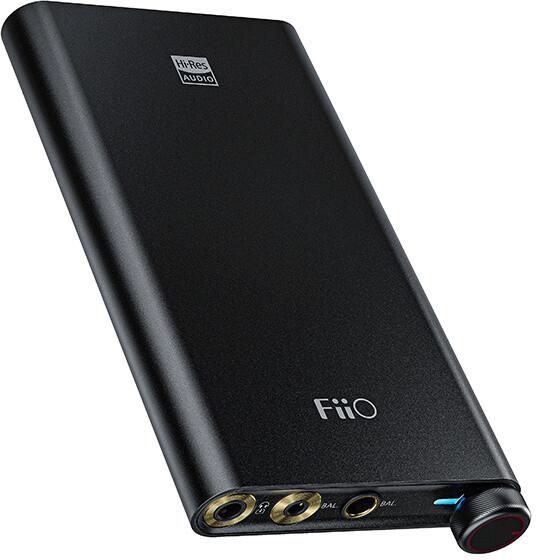 FiiO Q3, sluchátkový zesilovač