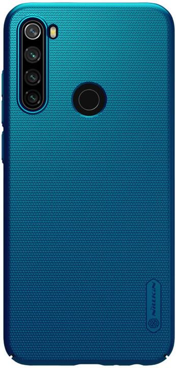Nillkin Super Frosted zadní kryt pro Xiaomi Redmi Note 8T, modrá