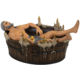 Figurka Zaklínač - Geralt v kádi