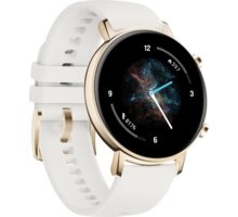 Huawei Watch GT 2 Classic Edition 42 mm (Frosty White) - HUAWATCHGT2WH