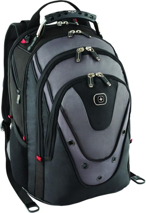 "WENGER UPDATE - 15"" batoh na Macbook Pro a iPad, černý"