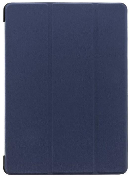 Tactical Book Tri Fold pouzdro pro Samsung T720/T725 Galaxy TAB S5e, modrá