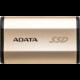 ADATA SE730H - 512GB, zlatá  + Kabel ADATA USB-C to 3.1 A 100cm v hodnotě 159,- + 300 Kč na Mall.cz