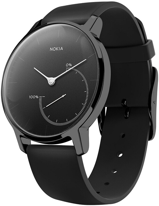 Nokia Steel Special Edition - Full Black