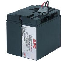 APC výměnná bateriová sada RBC7 Elektronické předplatné časopisu Reflex a novin E15 na půl roku v hodnotě 1518 Kč