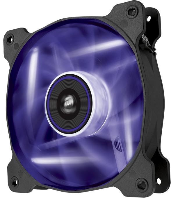 Corsair Air Series AF120 Quiet LED Purple Edition, 120mm