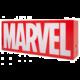 Lampička Marvel - Logo