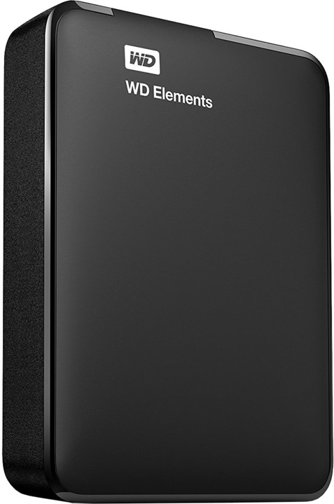 WD Elements Portable - 4TB
