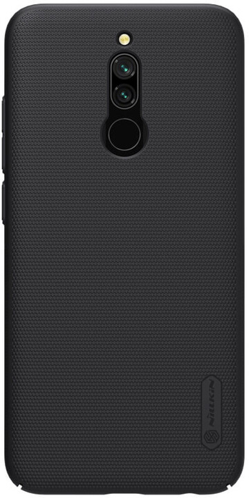 Nillkin Super Frosted zadní kryt pro Xiaomi Redmi 8, černá