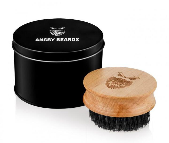 Kartáč Angry Beards Safe, na vousy