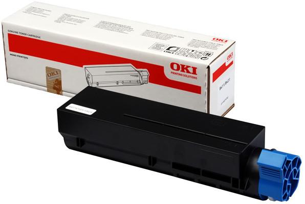 OKI 45807102, černá