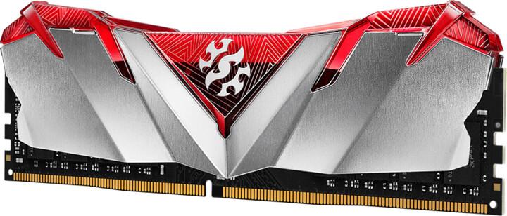 ADATA XPG GAMMIX D30 16GB (2x8GB) DDR4 3200, červená