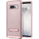 Spigen Crystal Hybrid Glitter pro Galaxy Note 8, rose