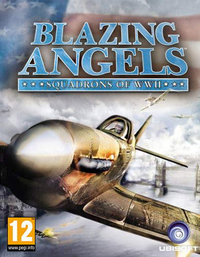 Blazing Angels: Squadrons of WWII CZ - PC