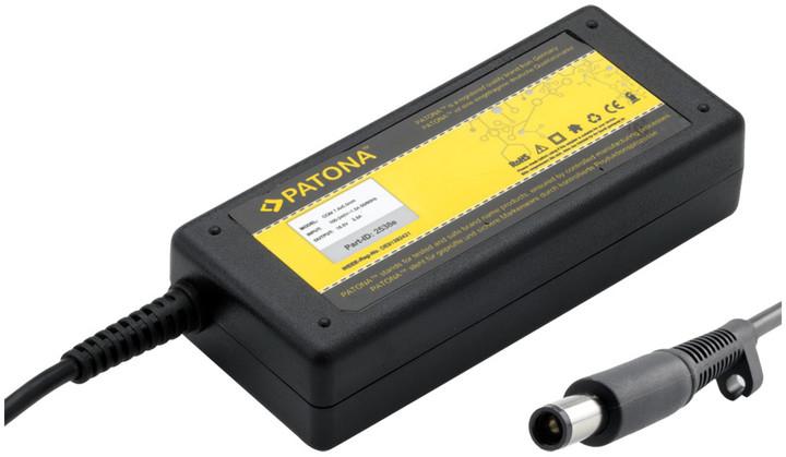 Patona Nabíječka 18,5V/3,5A 65W konektor 7,4x5mm + pin HP